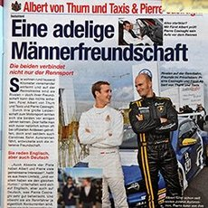 7 Tage / Nr.45, 25.10.2014 / Pierre Casiraghi, Thurn und Taxis